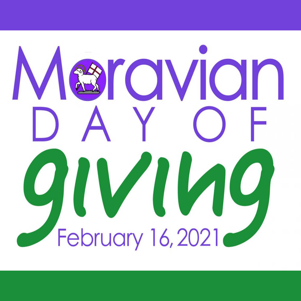 Moravian Day of Giving