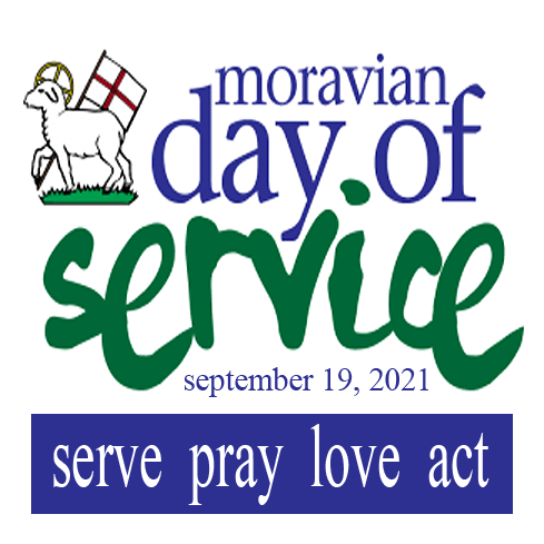 Moravian Day of Service